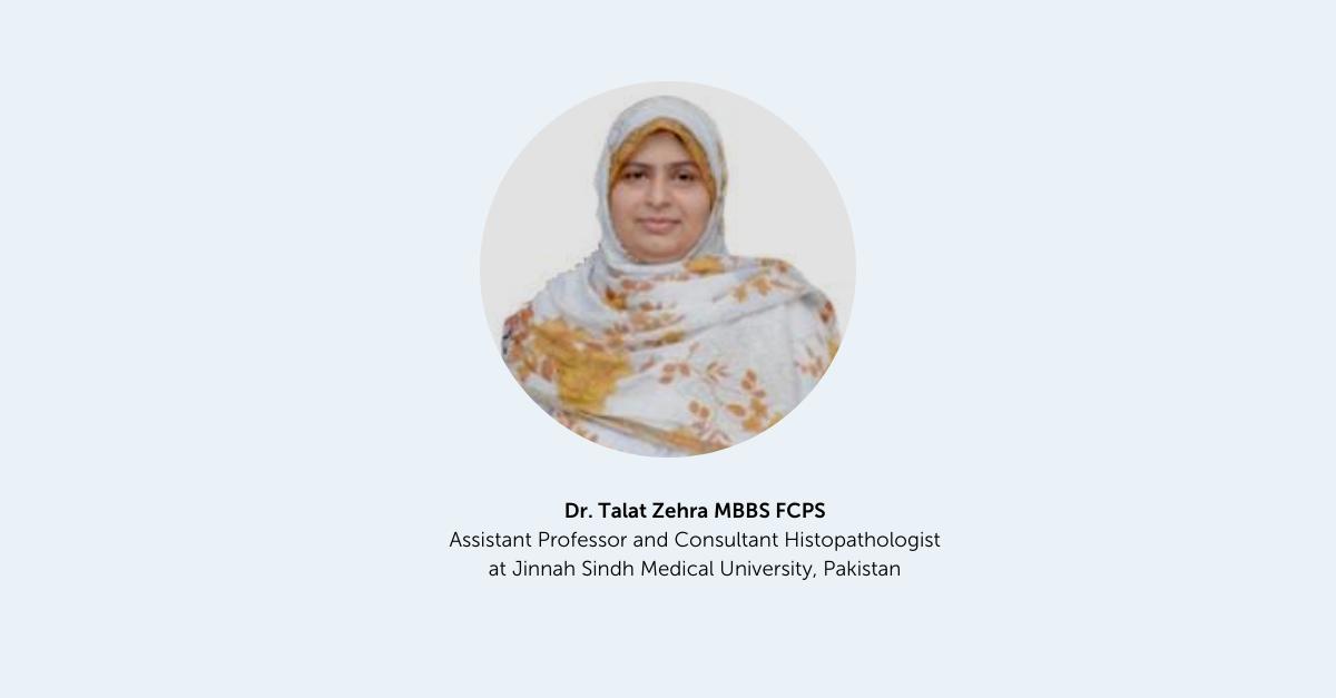 Dr Talat Zehra