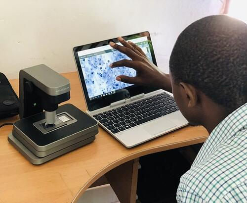 Overview of digital pathology in developing countries