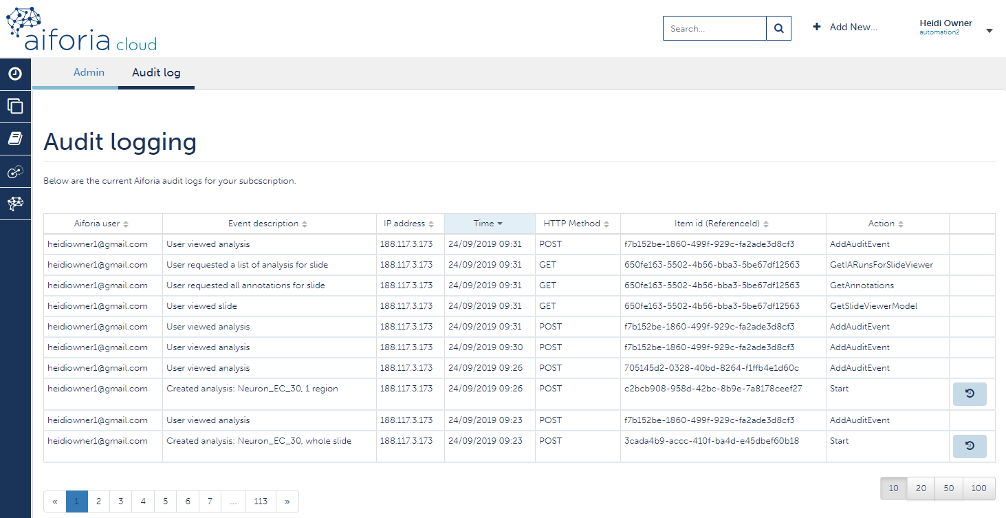 automatically log clinical tasks